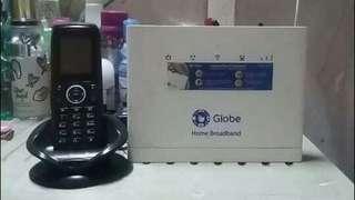 Globe modem