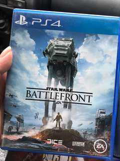 PS4 Starwars Battle Front
