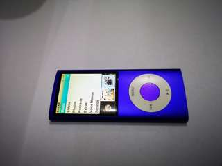 Ipod nano 4th gen 8gb