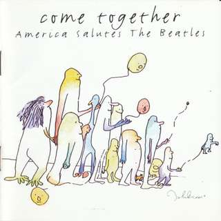 CD IS MISSING CD USA Various ‎– Come Together - America Salutes The Beatles