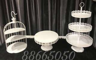rental dessert table