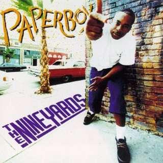 CD USA Paperboy – The Nine Yards
