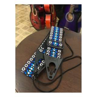 Guitar Strap (Blue)
