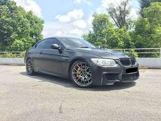 BMW 335i Coupe Auto