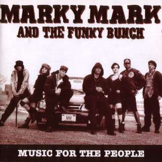 CD GERMANY Marky Mark & The Funky Bunch – Music For The People