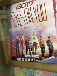 GOT7 Day6 JJ Project Official Poster