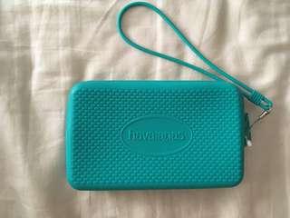 Havaianas Mini Bag Wallet Wristlet Clutch