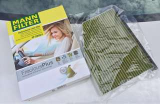 MANN Frecious Plus cabin air filter Volkswagen VW Audi FP 2939/1
