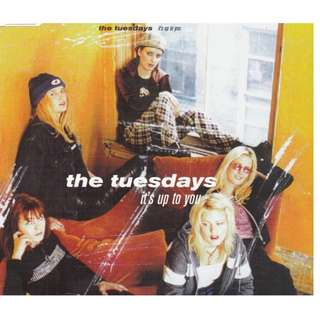 CD The Tuesdays – It's Up To You