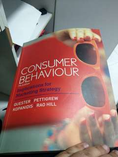 Consumer Behaviour (7th Edition)