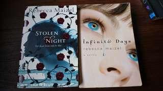 Rebecca Maizel Books (Vampire Fantasy)