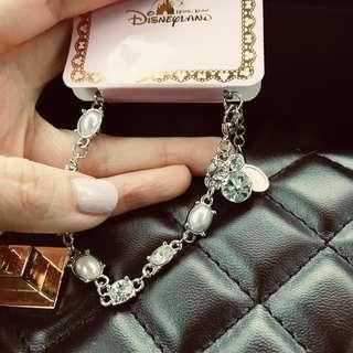 Sharing💙💙💙💙💤cubic pearl Mickey bracelet Paris same Disneyland