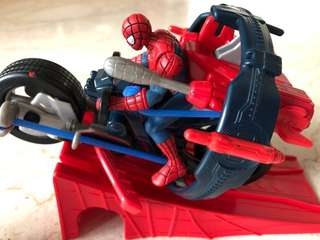 Further reduction:  Spider-Man Marvel collectibles