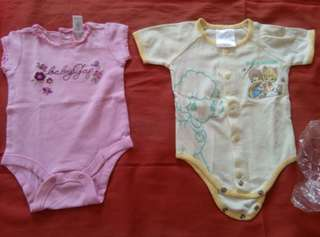 Jumpsuits for baby girls