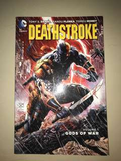 DEATHSTROKE: GODS OF WAR VOLUME 1