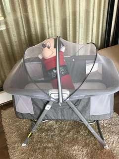 Katil lipat baby