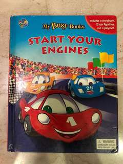 Further reduced to clear : Story book - cars