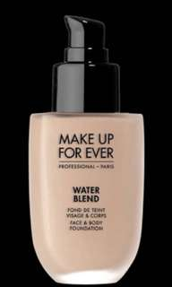 foundation make up forever