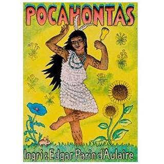 🚚 Pocahontas Ingri d'Aularie