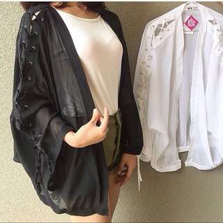 Kylie black outer