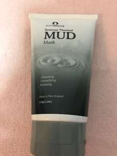 Mud body and Face