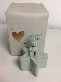 Agnes B figurine