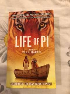 Life of Pi-Yann Martel