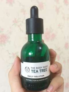 Daily Solution The Body Shop Serum