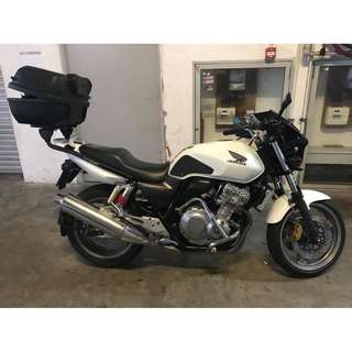 HONDA CB400 REVO FOR RENT!!