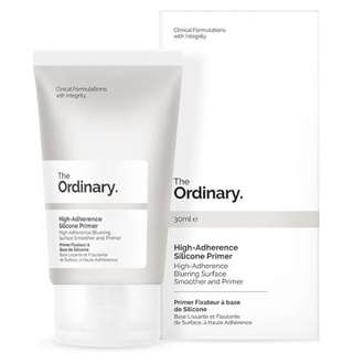 🚚 The Ordinary High Adherence Silicone Primer