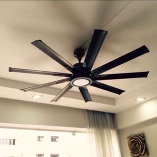 """Designer Ceiling Fan 52"""" 9 blades"""