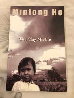 The Clay Marble by Minfong Ho