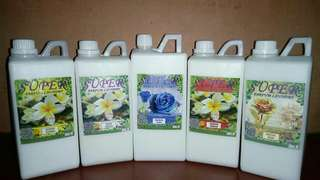 Parfume Laundry / Softener Laundry