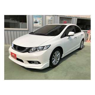 【SUM尼克汽車】2013 Honda Civic 1.8L