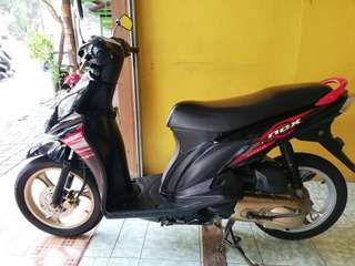 Suzuki Nex 2013