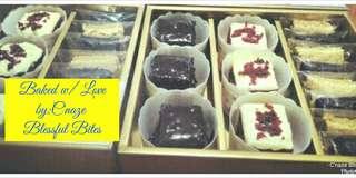 Sweet Combo Dessert