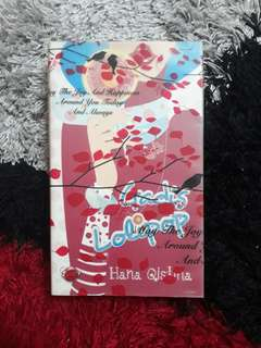 Novel Gadis lolipop