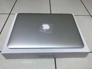 (急售)Mac Book Air13(未過保、女用機)