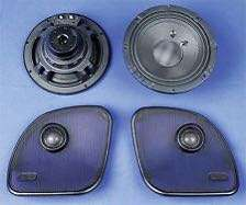 Harley roadglide speakers aftermarket