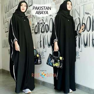 MF - 0418 - Dress Gamis Busana Muslim Wanita Pakistan