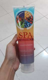RAINBOW EXFOLIATING GEL