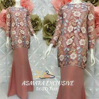 Asmara Klasik Kurung Mode