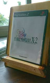 PS2 Final Fantasy X-2 Japanese