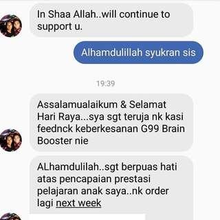 G99 Brain Booster