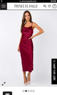 RENT Betta Vanore Maxi Dress