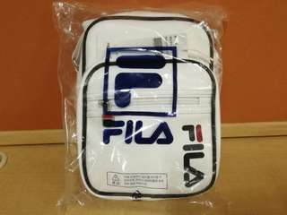 [INSTOCK] FILA Classic Mini Cross Bag - white