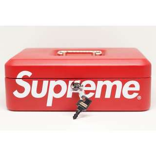 Supreme 17FW Lock Box