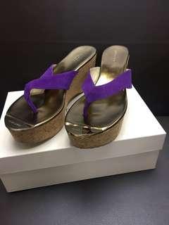 Jimmy Choo wedge heels sz 41