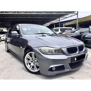 2011 Bmw 320i (A) M-SPORT VERSION ORIGINAL LOCAL