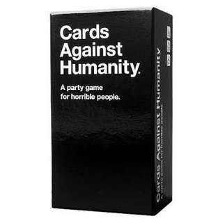 cards against humanity card games